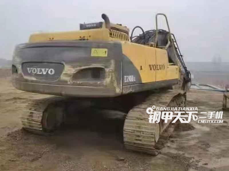 沃尔沃290挖掘机