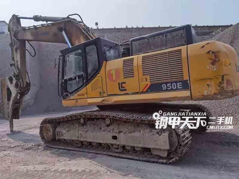 柳工  950E  挖掘机