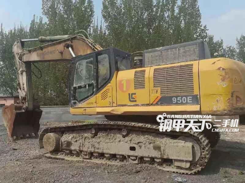 柳工  950  挖掘机