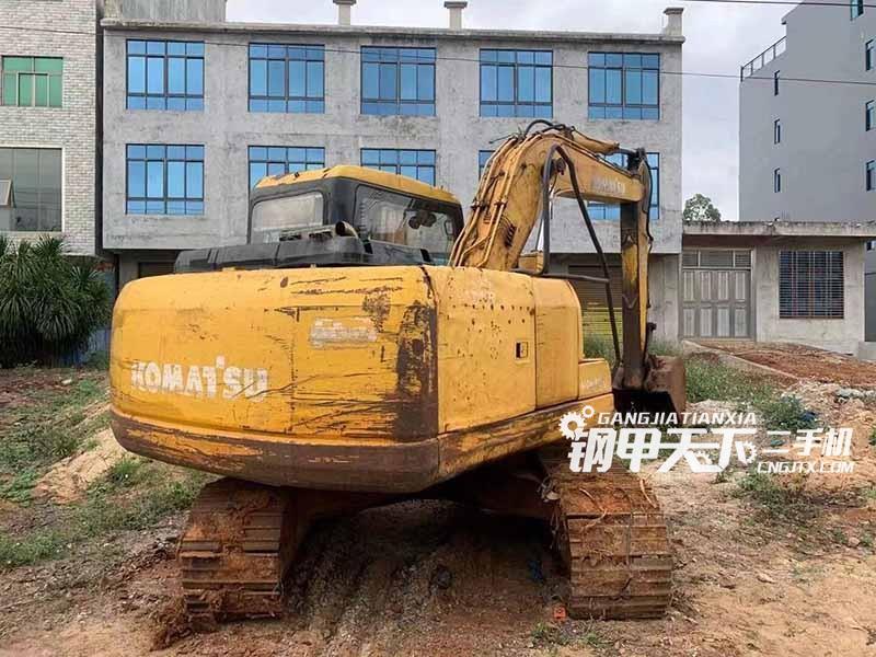 小松  110-7  挖掘机