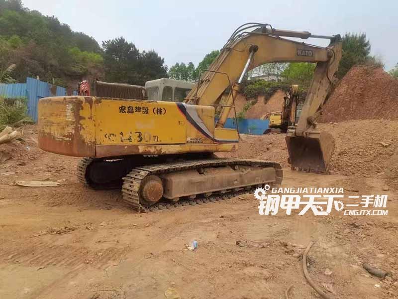 加藤  1430-3  挖掘机