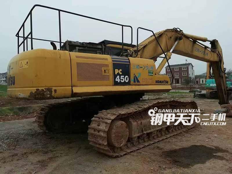 小松  450-7  挖掘机