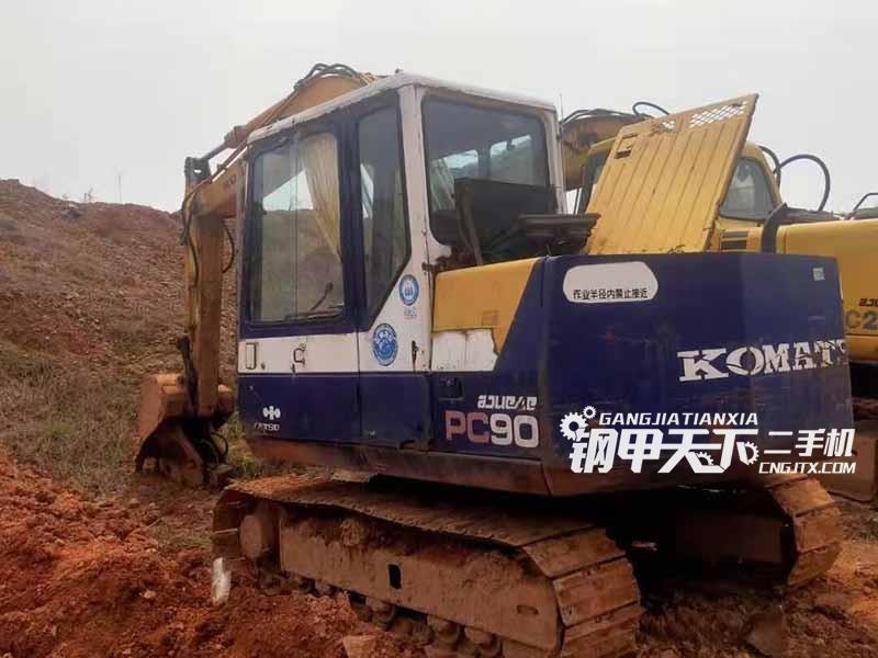 小松  60-6  挖掘机