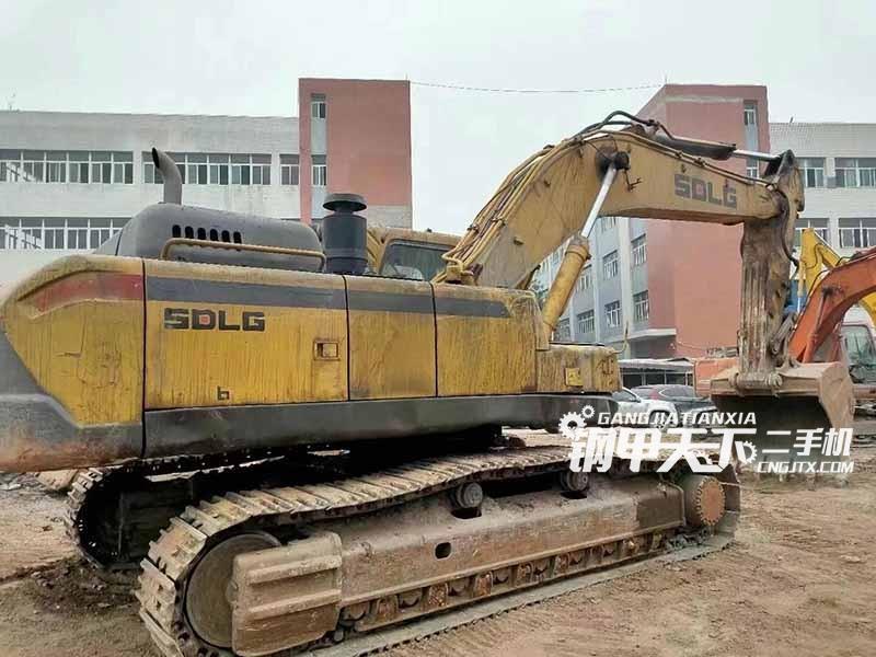 临工400挖掘机