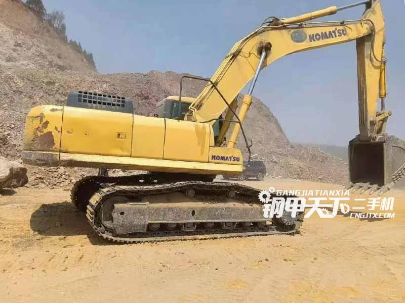 小松  360-7  挖掘机