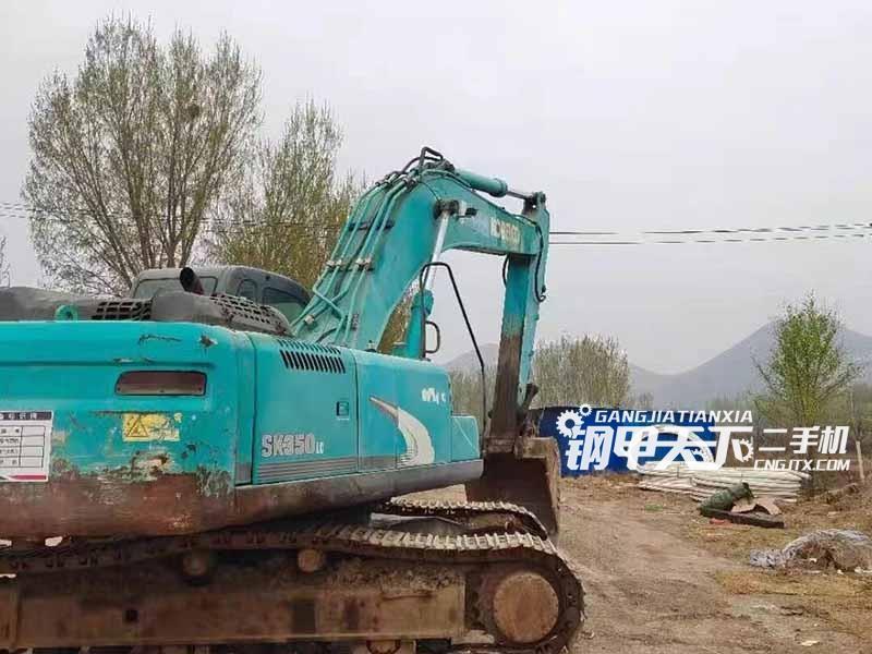 神钢  330E  挖掘机