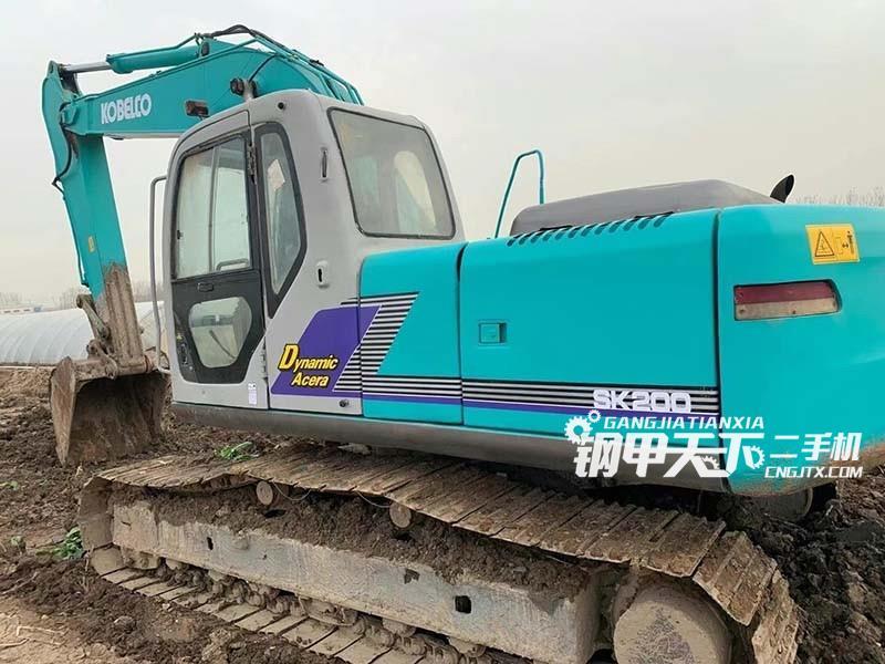 神钢  200-6E  挖掘机