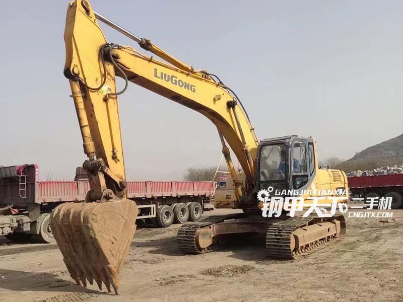 柳工  925D  挖掘机