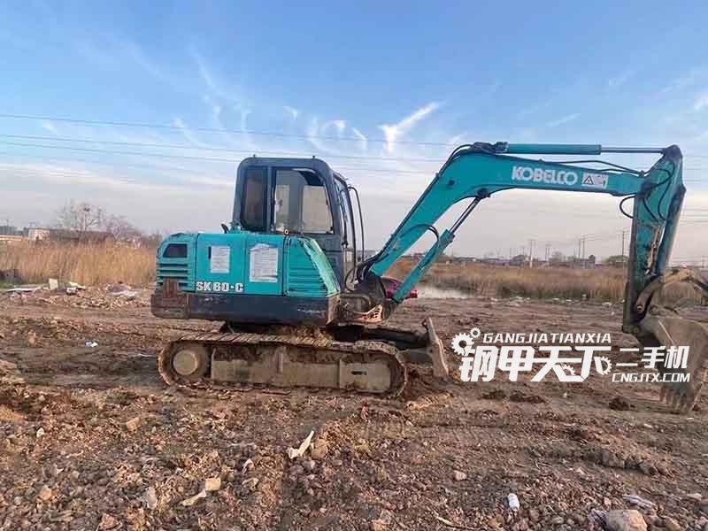 神钢  60-C  挖掘机