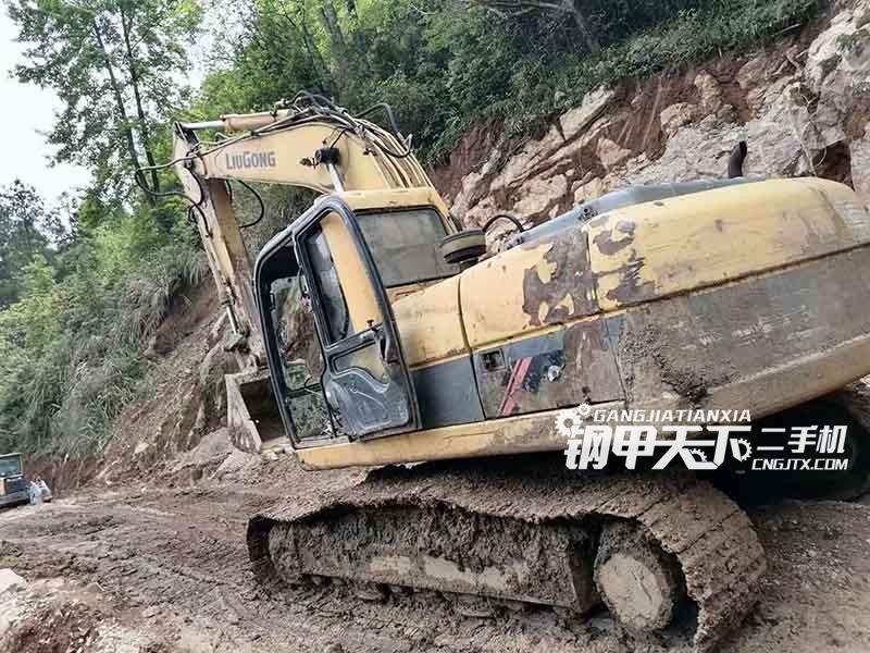 柳工  922  挖掘机