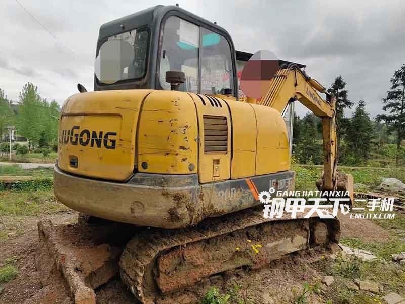 柳工  906  挖掘机