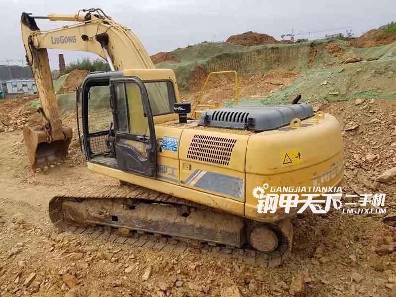 柳工  925  挖掘机