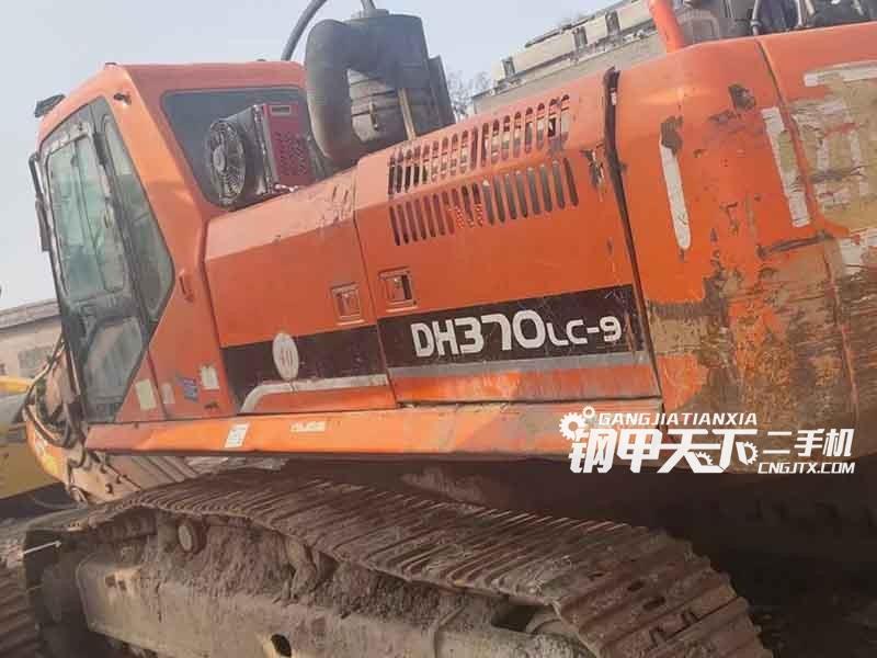 斗山  370-9  挖掘机