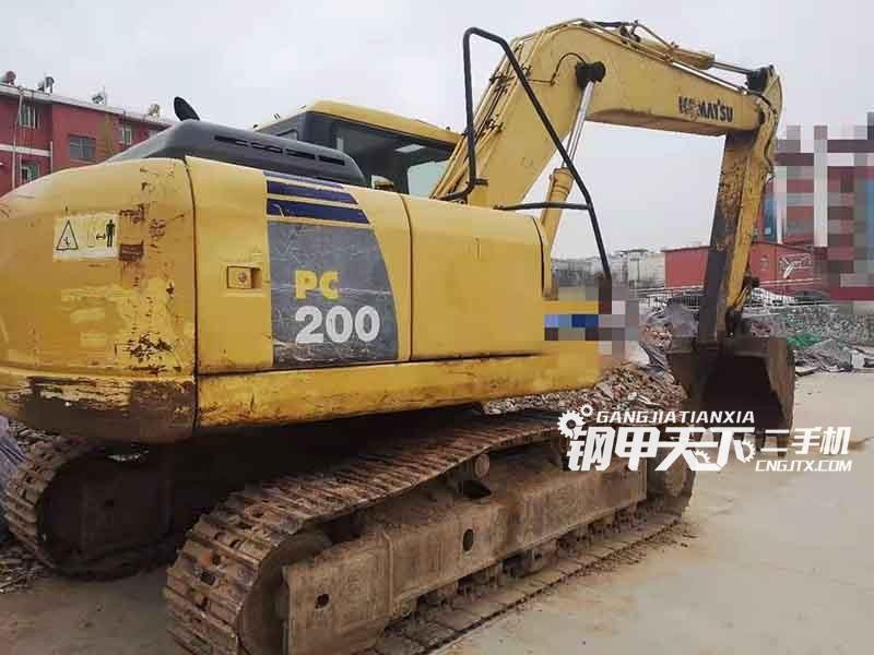 小松  160  挖掘机