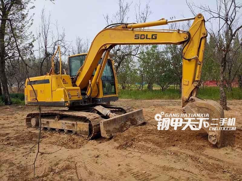 临工  80  挖掘机