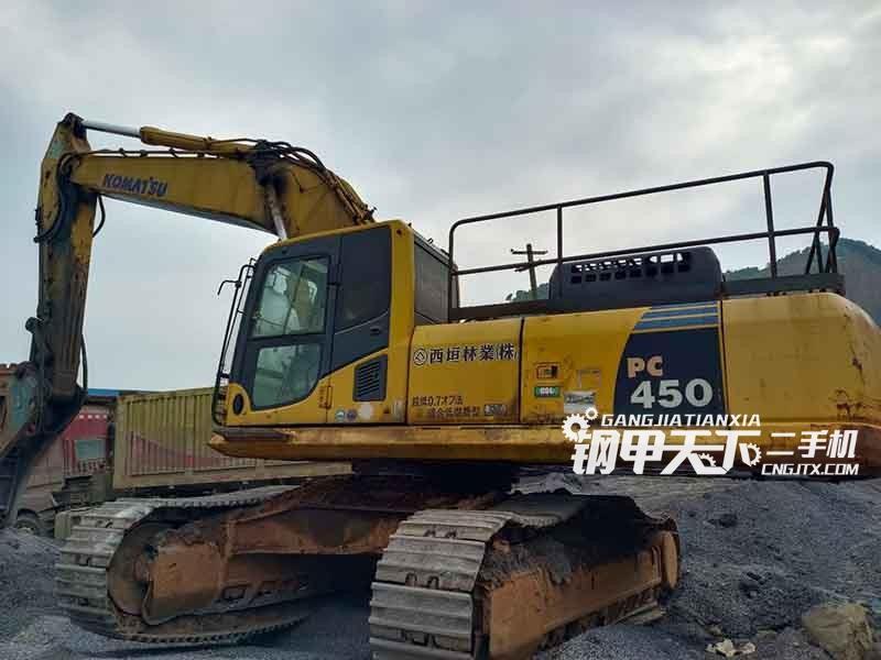 小松  450-8  挖掘机