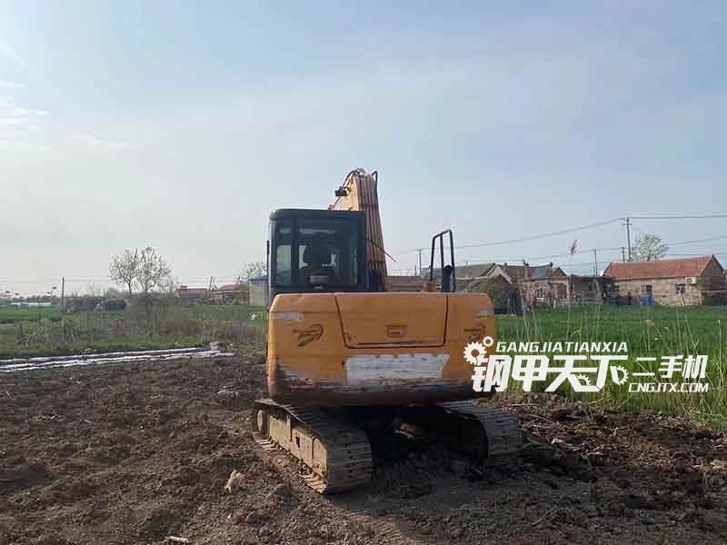 三一重工  65-9  挖掘机