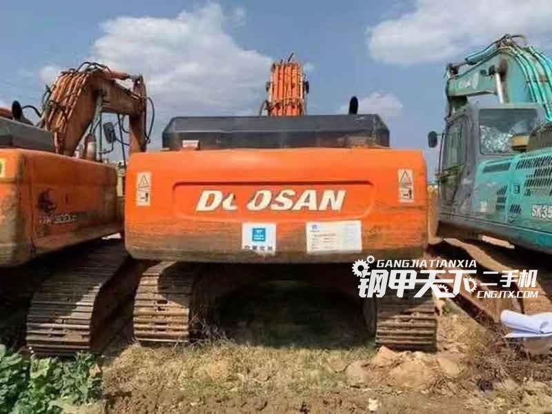 斗山  300-7  挖掘机