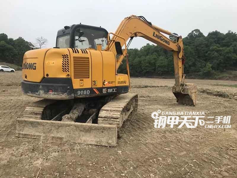 柳工  908D  挖掘机
