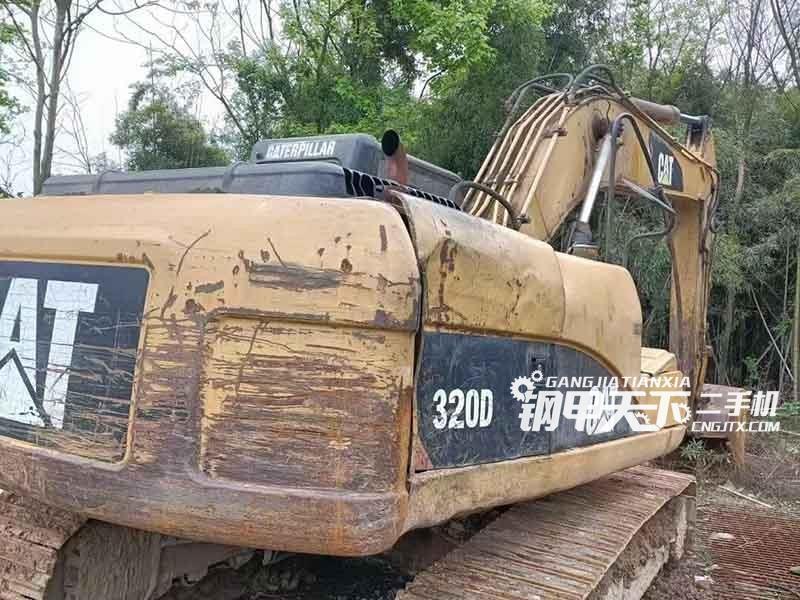 卡特彼勒  320D  挖掘机