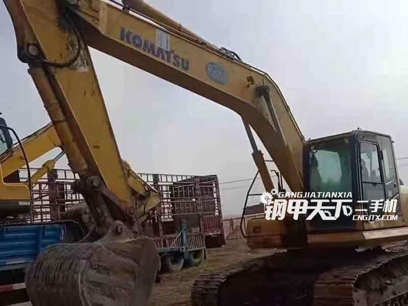 小松  220-8  挖掘机
