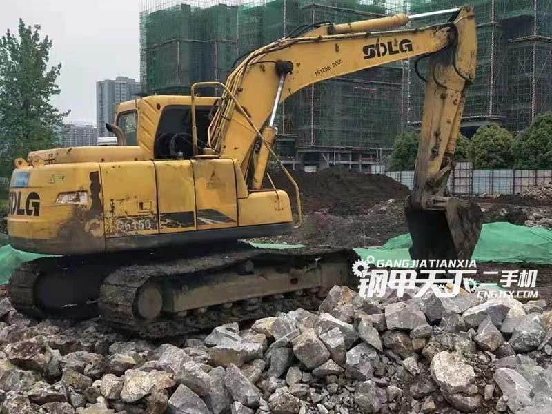 临工  150  挖掘机