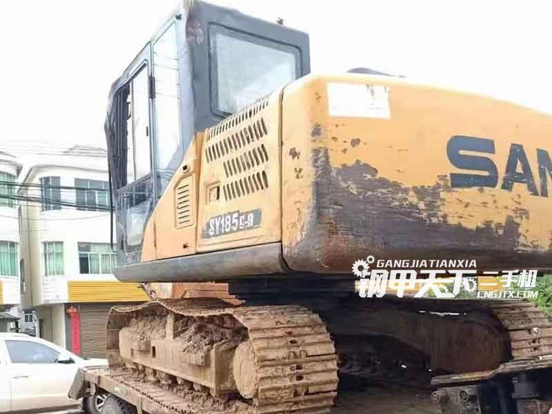 三一重工  115-9  挖掘机