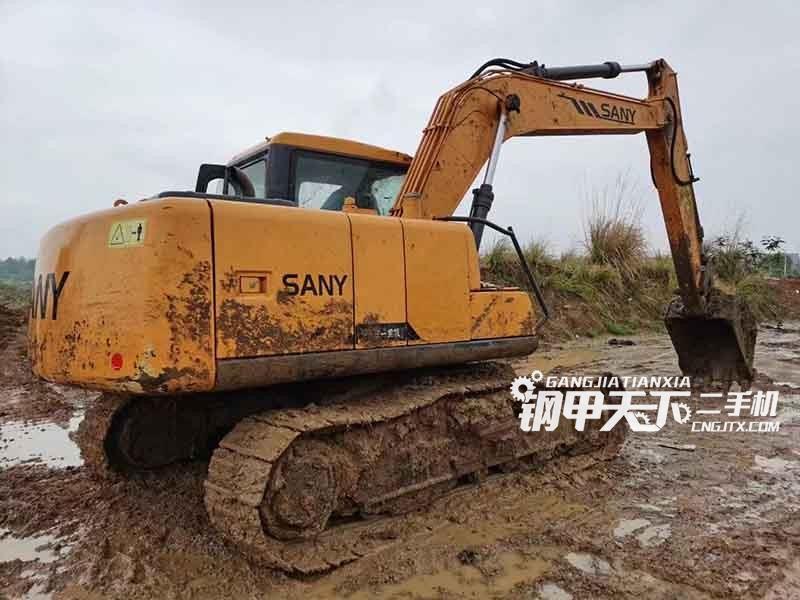 三一重工  135  挖掘机