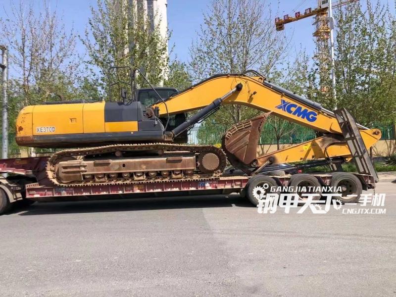 徐工  XE370D  挖掘机