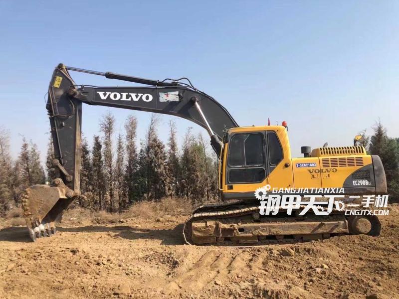 沃尔沃  EC290B  挖掘机