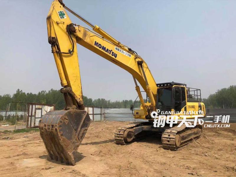 小松  PC450-8  挖掘机