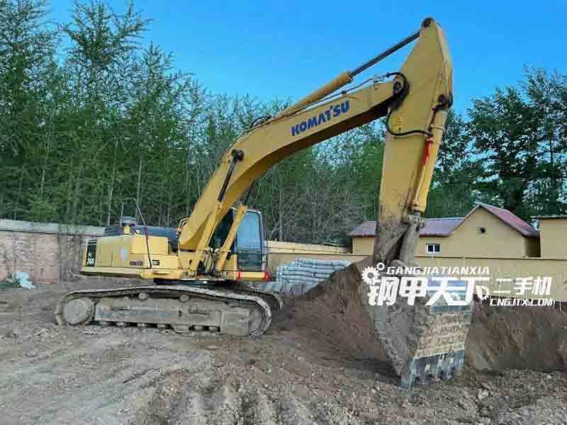 小松  PC360-7  挖掘机