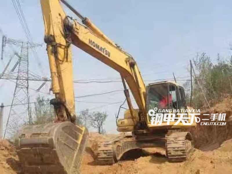 小松  270  挖掘机