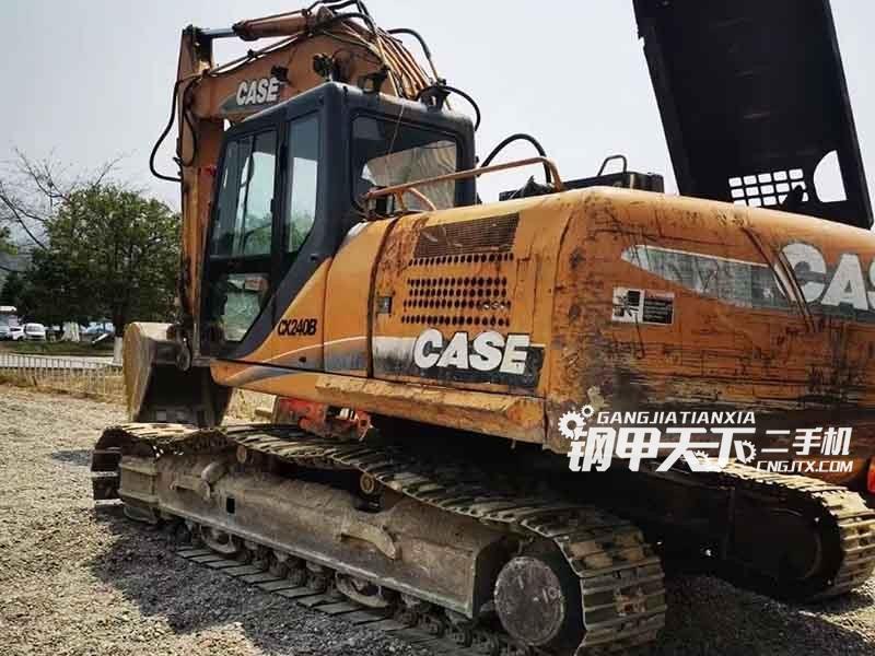 凯斯  240  挖掘机