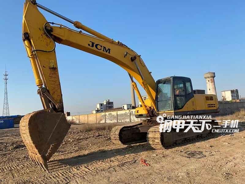 山重建机  330  挖掘机
