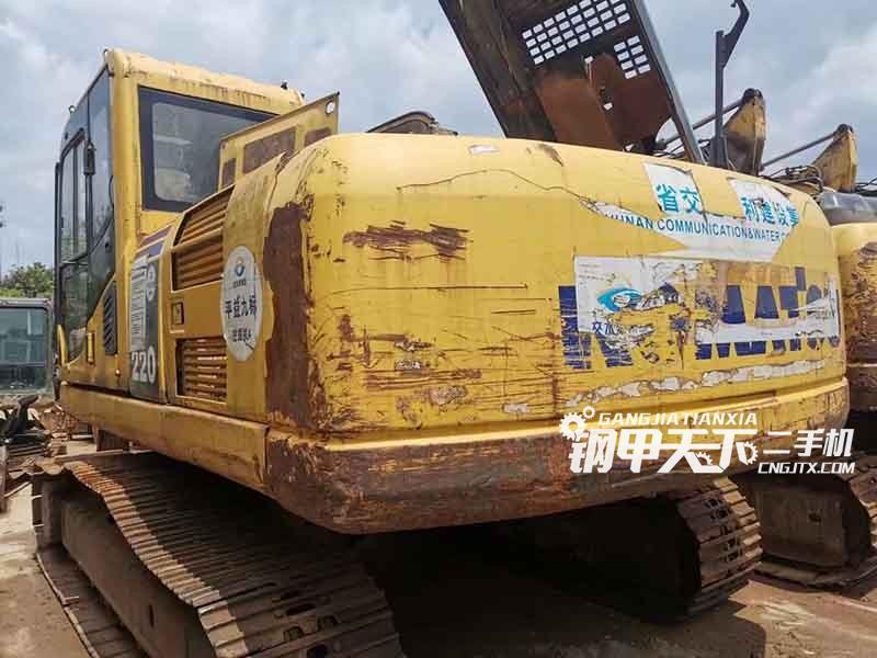 小松  220-8MO  挖掘机