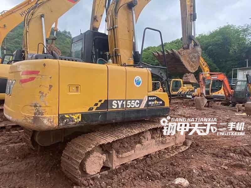 三一重工  115  挖掘机