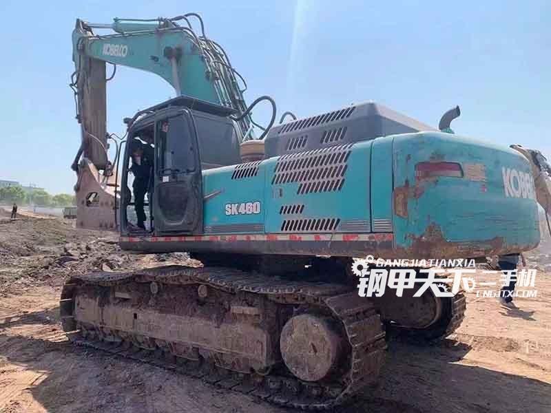 神钢  SK460  挖掘机