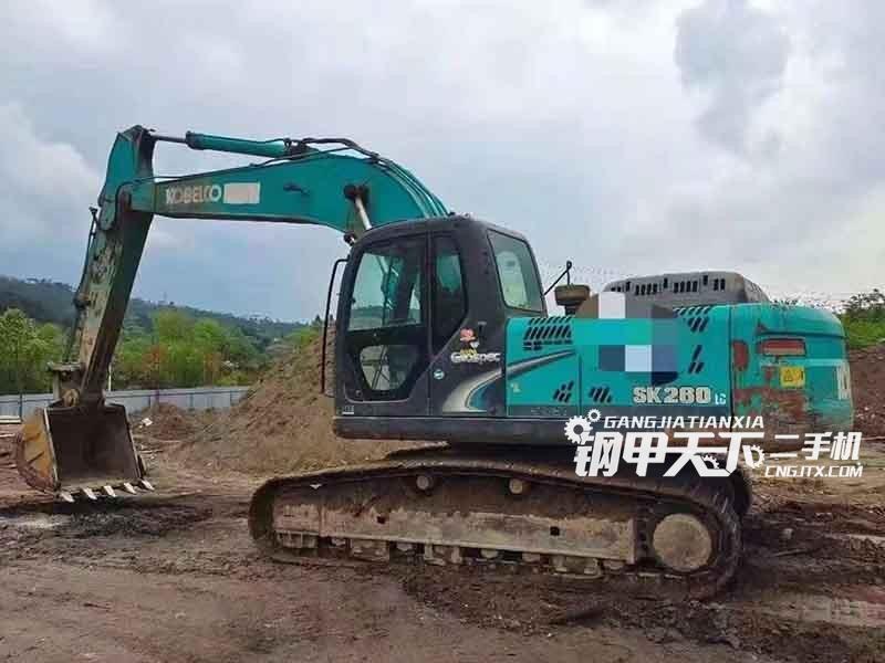 神钢  250  挖掘机