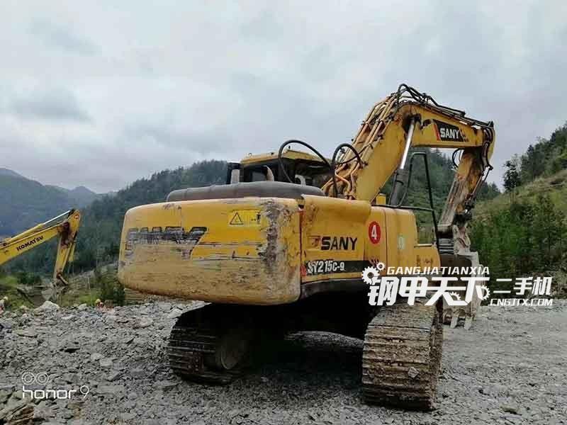 三一重工  195  挖掘机