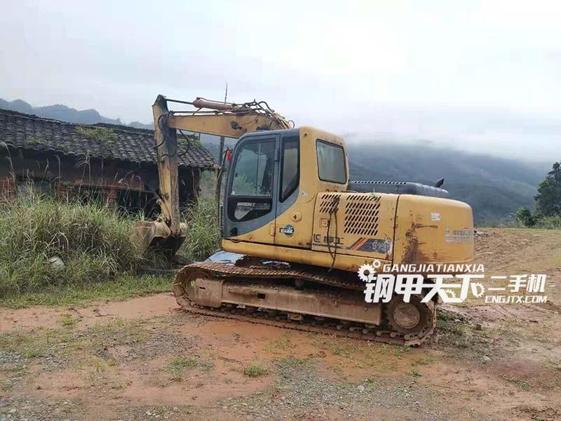 柳工  915  挖掘机