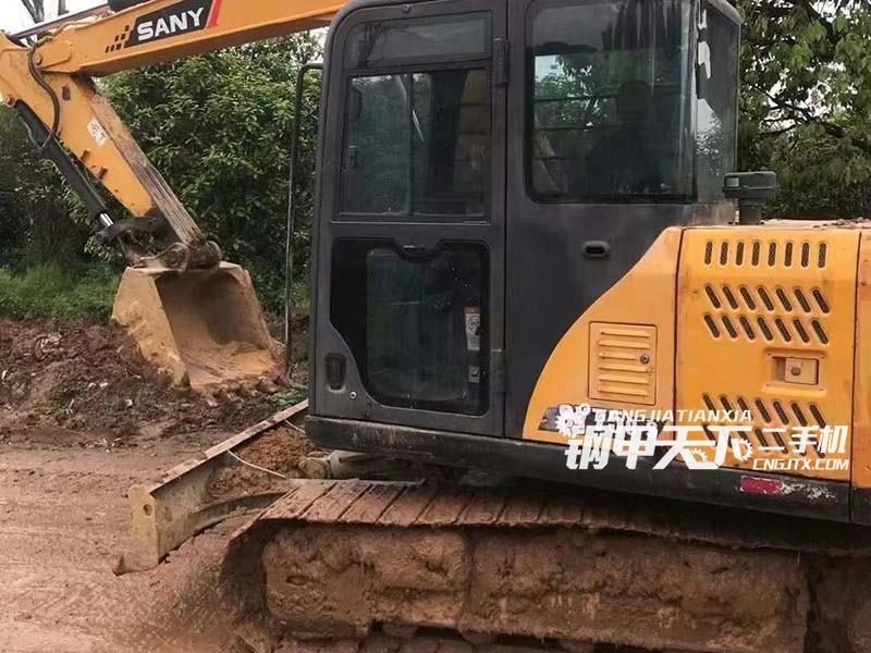 三一重工  75-9  挖掘机