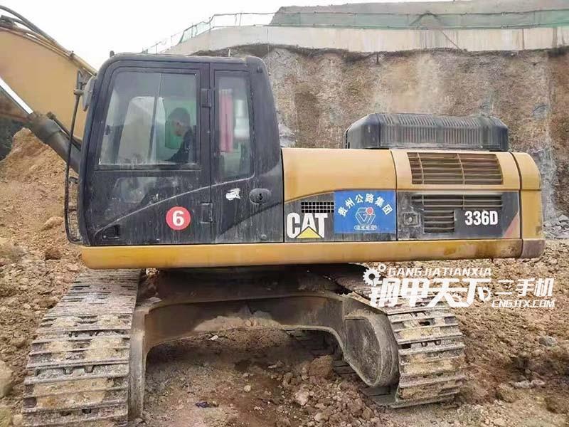 卡特彼勒  336D  挖掘机