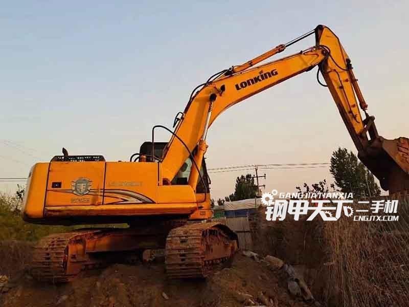 龙工  LG6225H  挖掘机