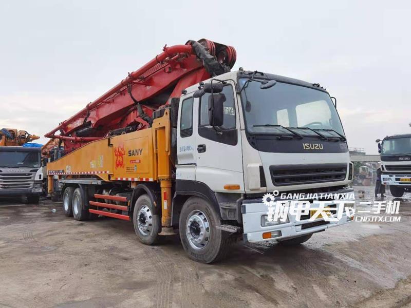 三一重工SY5405THB泵车