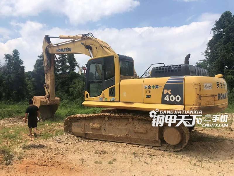 小松  350-8  挖掘机
