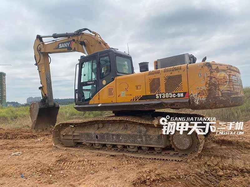 三一重工  305  挖掘机