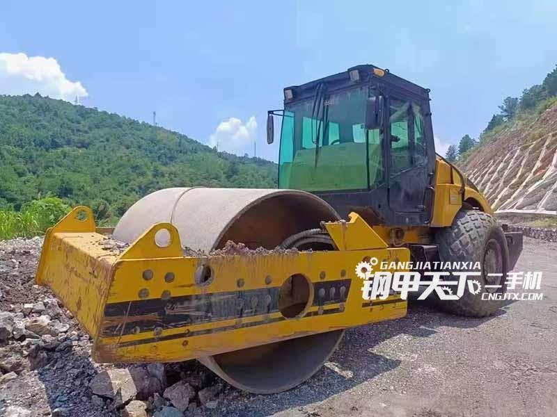 洛建  21吨  压路机