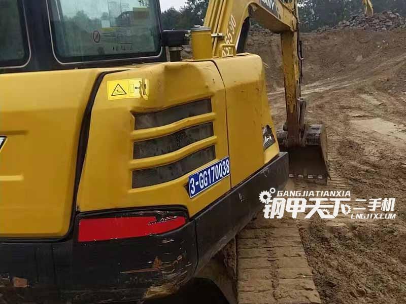 三一重工  60  挖掘机